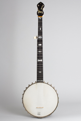 W. A. Cole  Eclipse #3000 5 String Banjo ,  c. 1896