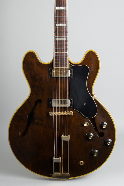 Epiphone  Sheraton E212T Arch Top Semi-Hollow Body Electric Guitar  (1968)