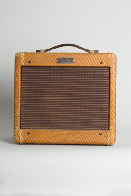 Fender  Champ-Amp 5F1 Tube Amplifier (1960)