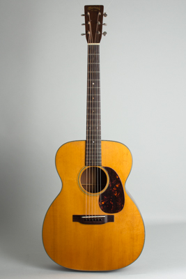C. F. Martin  000-18 Flat Top Acoustic Guitar  (1941)