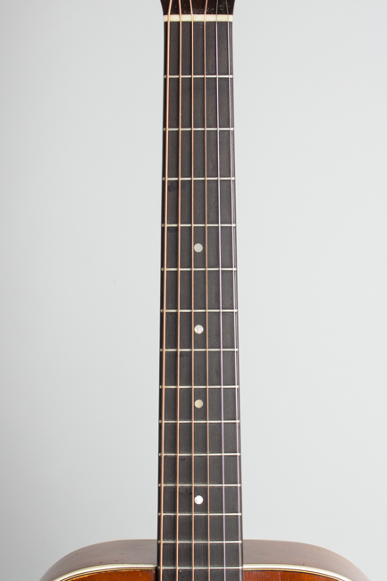 B & J Serenader Flat Top Acoustic Guitar, made by Regal ,  c. 1934