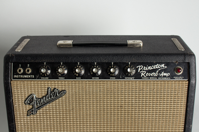 Fender  Princeton Reverb Tube Amplifier (1966)