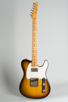 Linhof Special Solid Body Electric Guitar, made by Pre-Nixon Electrics  (2006)