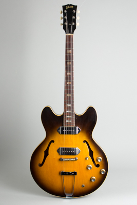 Gibson  ES-330TD Thinline Hollow Body Electric Guitar  (1966)