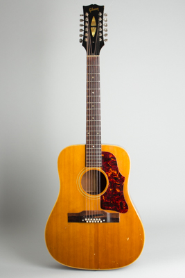Gibson  B-45-12N 12 String Flat Top Acoustic Guitar  (1964)