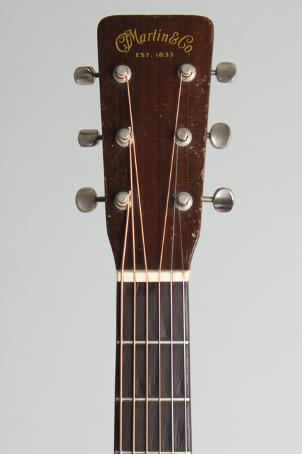 C. F. Martin  D-18, Previously owned by Jon Sholle Flat Top Acoustic Guitar  (1954)