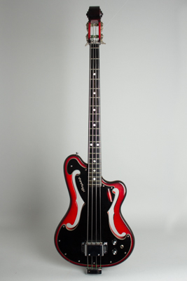 Ampeg  AEB-1 Electric Bass Guitar  (1966)