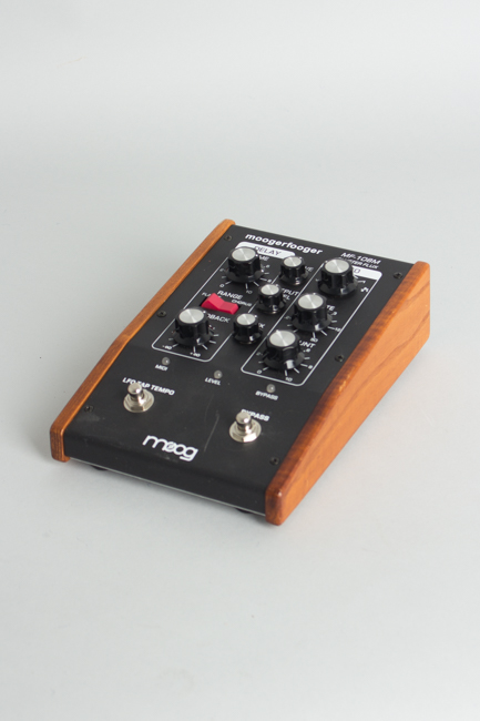 Moog Moogerfooger  MF-108M Cluster Flux,  Previously Owned by Steely Dan