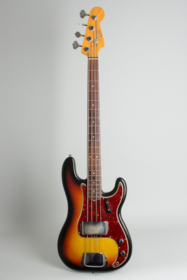 Fender  Precision Bass Solid Body Electric Bass Guitar  (1964)