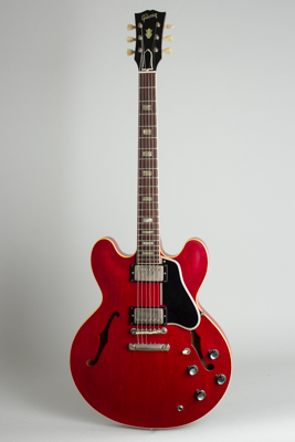 Gibson  ES-335TD Semi-Hollow Body Electric Guitar  (1962)