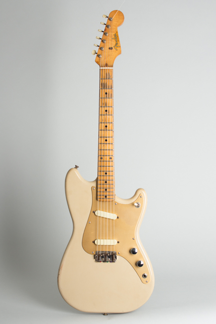 Fender  Musicmaster/Duo Sonic Solid Body Electric Guitar  (1956)