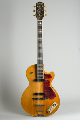 Hofner  Club 60 Arch Top Hollow Body Electric Guitar  (1959)