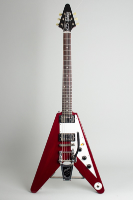 Gibson  Flying V Lonnie Mack Solid Body Electric Guitar  (1994)