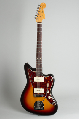 Fender  Jazzmaster Solid Body Electric Guitar  (1961)