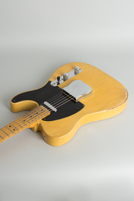 Fender  Telecaster Solid Body Electric Guitar  (1952)