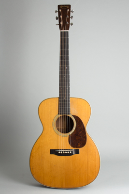 C. F. Martin  000-28 Flat Top Acoustic Guitar  (1937)