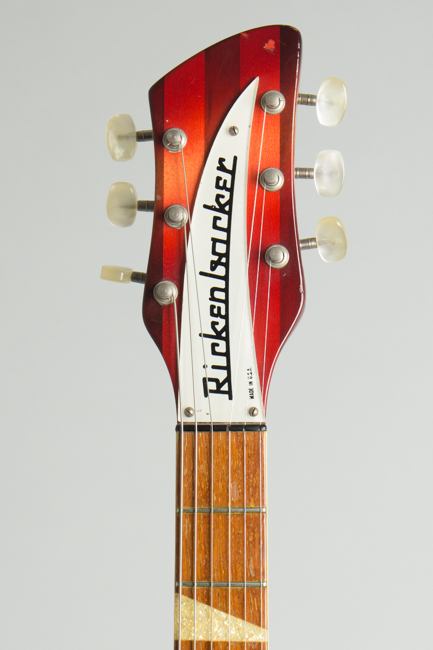 Rickenbacker  Model 365 Thinline Hollow Body Electric Guitar  (1966)