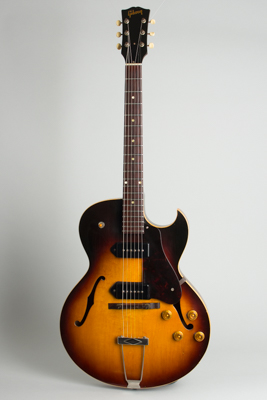 Gibson  ES-125TDC Thinline Hollow Body Electric Guitar  (1960)
