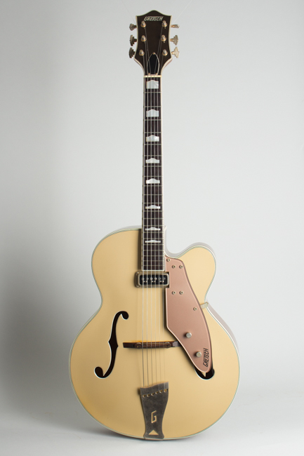 Gretsch  Model 6199 Convertible Arch Top Hollow Body Electric Guitar  (1957)
