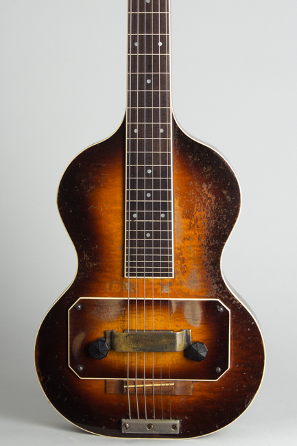 Slingerland  Songster Model 400, Made for Rodney Rogers Lap Steel Electric Guitar Made for Rodney Rogers,  c. 1937