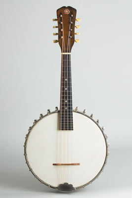 Fairbanks Little Wonder Mandolin Banjo, made by Vega  (1911)