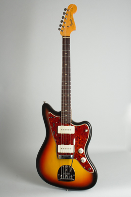 Fender  Jazzmaster Solid Body Electric Guitar  (1965)