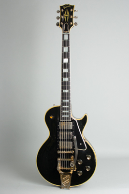 Gibson  Les Paul Custom Solid Body Electric Guitar  (1960)