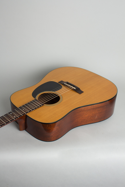 C. F. Martin  D-18 Flat Top Acoustic Guitar  (1971)