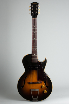 Gibson  ES-140 3/4 Arch Top Hollow Body Electric Guitar  (1953)