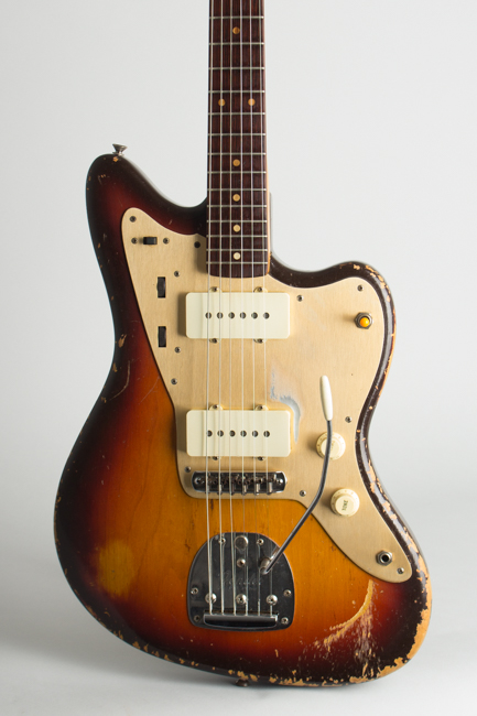 Fender  Jazzmaster Solid Body Electric Guitar  (1959)