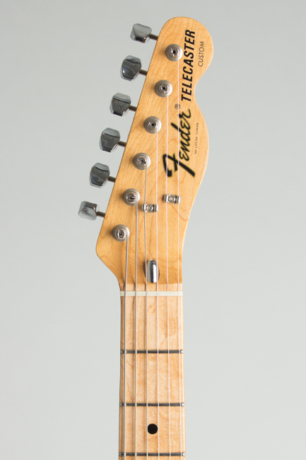 Fender  Telecaster Custom Solid Body Electric Guitar  (1973)