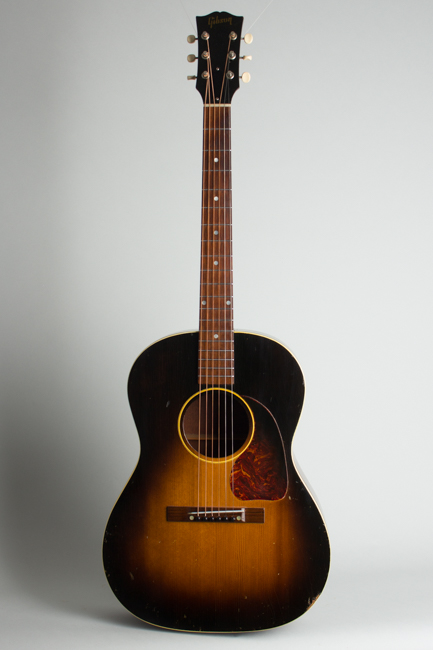 Gibson  LG-1 Flat Top Acoustic Guitar  (1951)