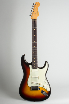 Fender  Stratocaster Solid Body Electric Guitar  (1961)