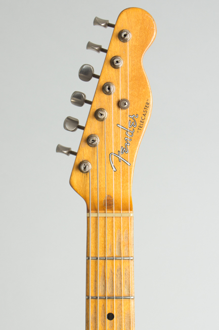 Fender  Telecaster Solid Body Electric Guitar  (1954)