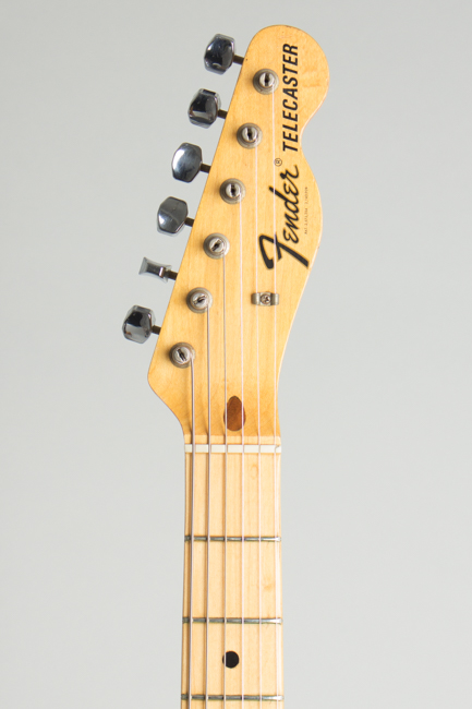 Fender  Telecaster Thinline Semi-Hollow Body Electric Guitar  (1971)