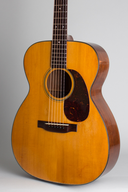 C. F. Martin  000-18 Flat Top Acoustic Guitar  (1953)
