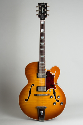 Gibson  Tal Farlow previously owned by Tal Farlow Arch Top Hollow Body Electric Guitar  (1997)
