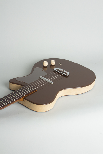 Silvertone Model 1304 Wishbook Special Semi-Hollow Body Electric Guitar,  made by Danelectro  (1959)