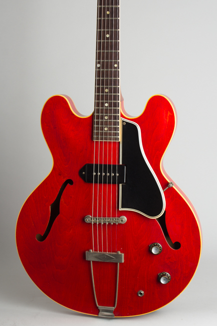 Gibson  ES-330TC Thinline Hollow Body Electric Guitar  (1960)