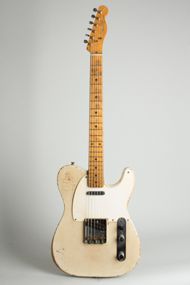 Fender  Telecaster Solid Body Electric Guitar  (1958)