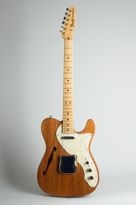 Fender  Telecaster Thinline Semi-Hollow Body Electric Guitar  (1969)