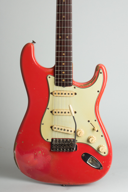 Fender  Stratocaster Solid Body Electric Guitar  (1964)
