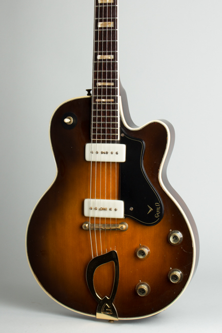 Guild  M-75 Aristocrat Thinline Hollow Body Electric Guitar  (1959)