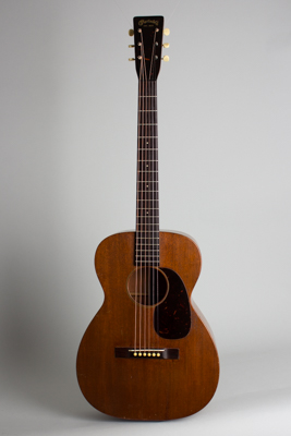 C. F. Martin  0-15 Flat Top Acoustic Guitar  (1940)