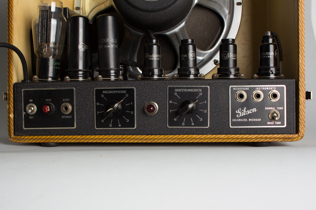 Gibson  EH-150 Tube Amplifier (1939)